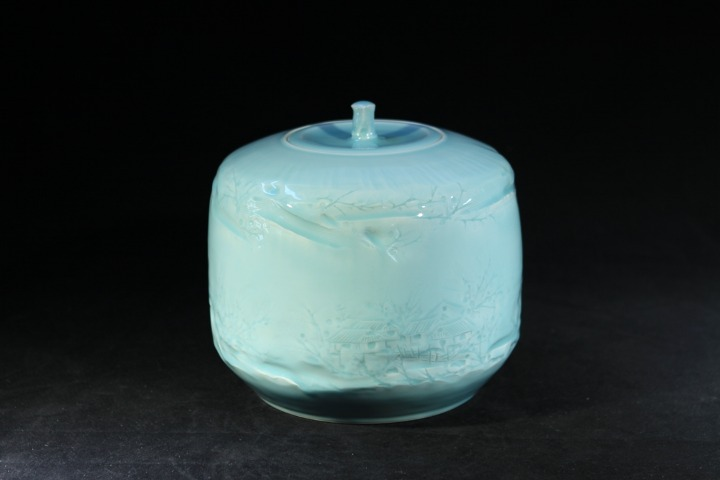 Exhibition shows inheritance and innovation of Longquan celadon