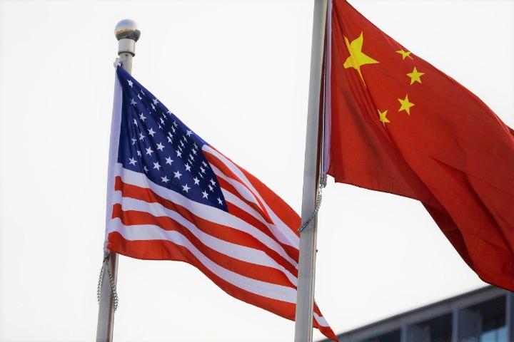Ministry: China-US trade surges in Q1