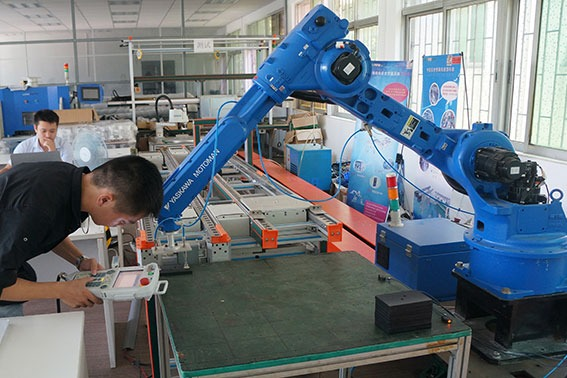 Shenzhen to support vocational education