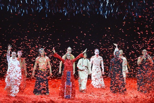 Dance drama restages epic story in Shanghai