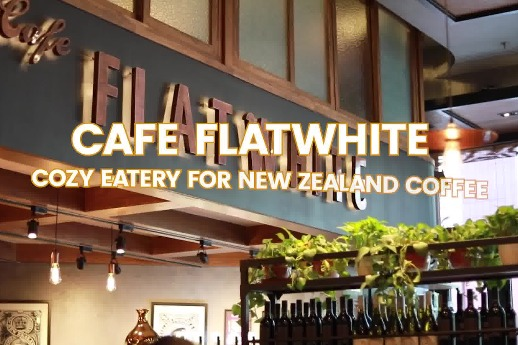 Cafe Flatwhite: A front post of New Zealand's café culture