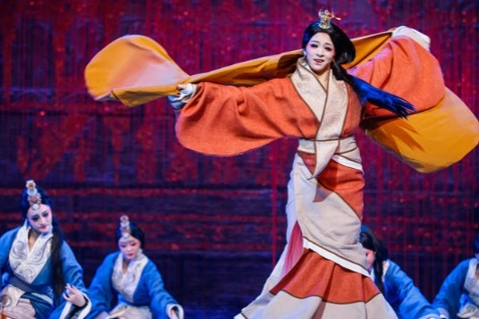 10 most classic Chinese dance dramas