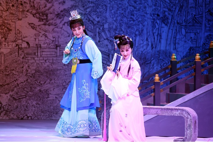 Great Yueju Opera piece staged in Fuzhou