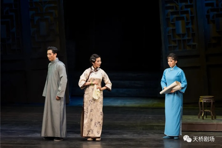 Quju opera represents great drama piece