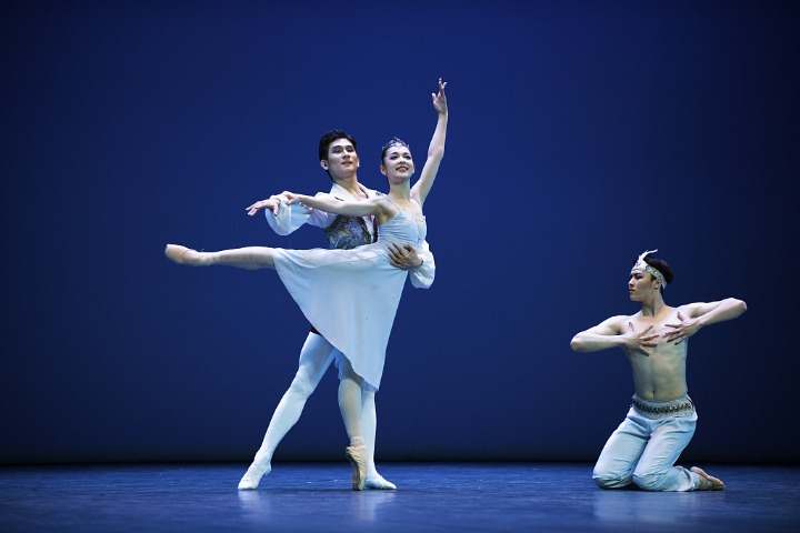 Ballet gala offers great artistic moments in Shenyang
