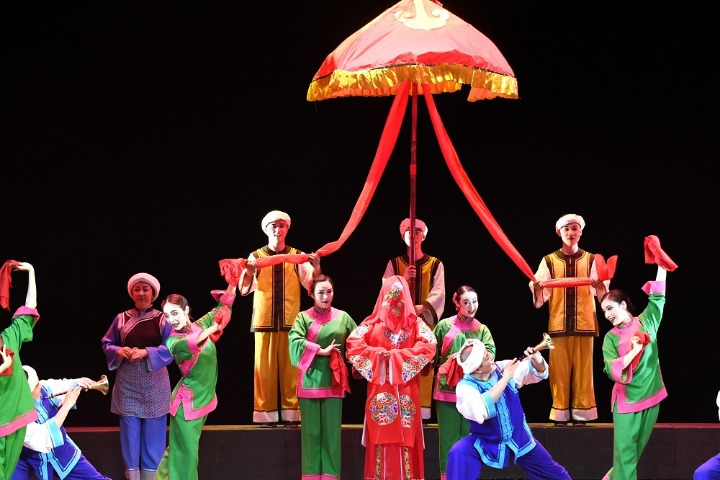 Chuanju Opera piece competes for national top drama award