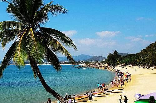 Live in Hainan