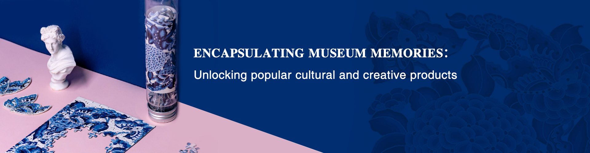 Museums' cultural & creative products